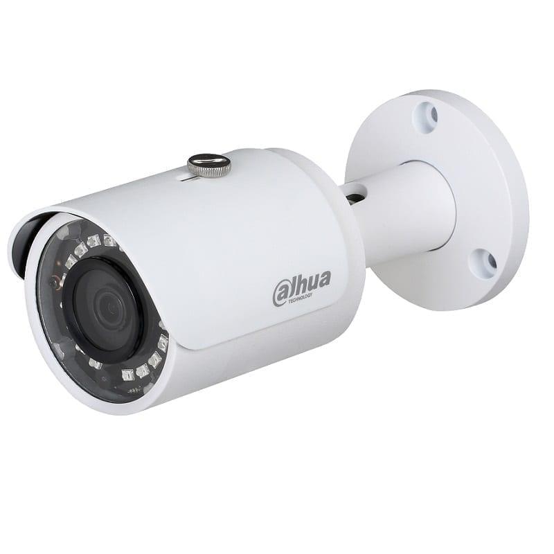 Dahua – HAC-HFW1400S-POC-S2 – Telecamera bullet HDCVI 4 Megapixel ottica fissa