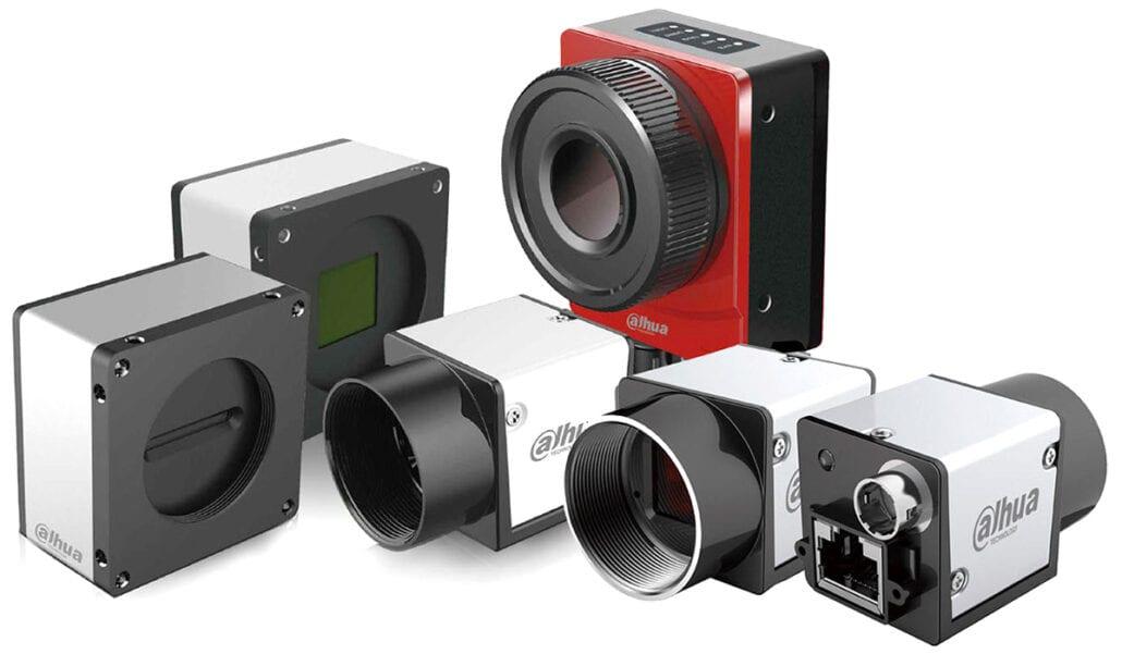 Dahua - Machine Vision Telecamere Industriali