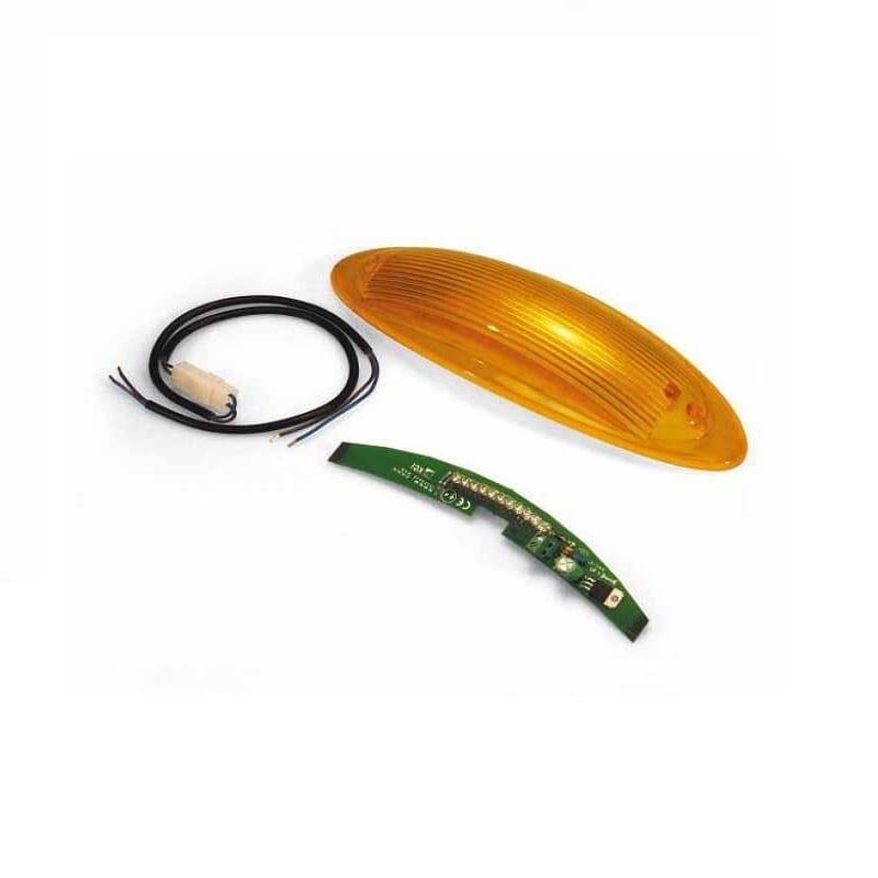 Came - 001G02801 - Lampeggiatore integrato a cupola per barriere stradali serie GARD