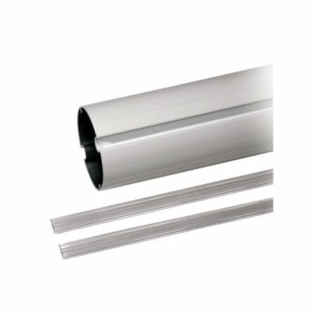 Came - 001G06000 - Asta tubolare 6m. per barriere serie GARD 8