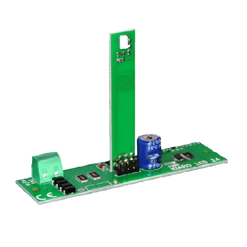 Came – 119RIR455 – Scheda ricambio per lampeggiatore KLED 24V