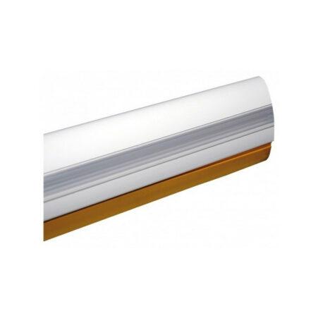 Came – 001G03750 – Asta tubolare 4m. a sezione semi-ellittica in alluminio