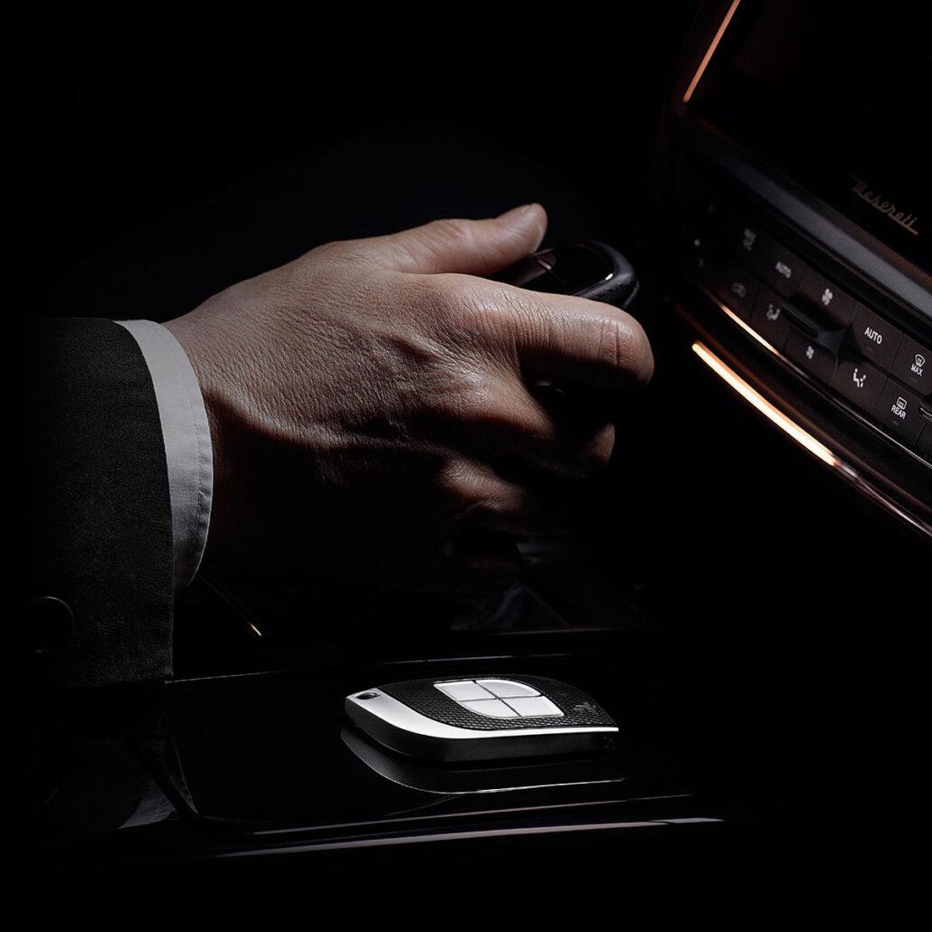 CAME – TTS Radiocomando dal design elegante e raffinato